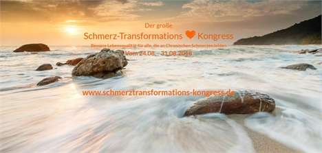 Schmerztransformations-Kongress 2018