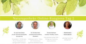 Tag 2 NaturApotheke-Online-Kongress